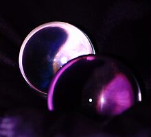 TheYing-Yang Crystals by MidnightRain