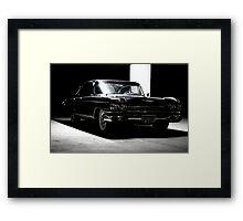 Cadillac Fletwood 1959 Framed Print