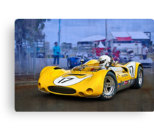 1969 Can-Am Genie MK10 Canvas Print