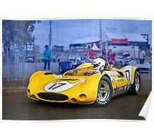 1969 Can-Am Genie MK10 Poster