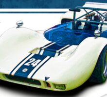 1969 MRC MkII Repco Brabham Sticker