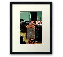 OLD  Framed Print