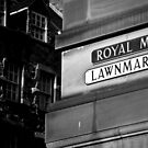 The Royal Mile by Ann Evans