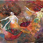 Three Mermaids by Lee Kerr