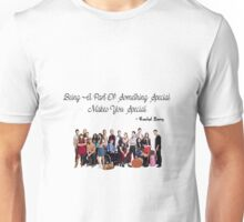 Being A Part Of Something Special Makes You Special Unisex T-Shirt