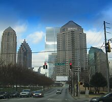 Peachtree and 10th by Lovesmusic