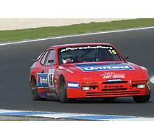 944 Racer Photographic Print