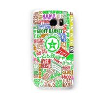 Achievement Hunter Quotes Samsung Galaxy Case/Skin