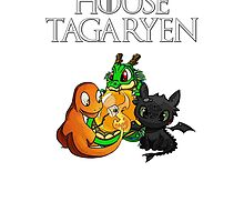 House Targaryen- Famous Dragons Edition by TheRising