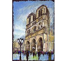 Paris Notre-Dame de Paris 1 Photographic Print