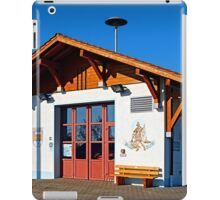 The new firestation of Neureichenau | architectural photography iPad Case/Skin