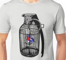Wegner's Pet (The illusion of free will) Unisex T-Shirt