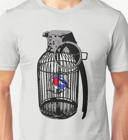 Wegner's Pet (The illusion of free will) T-Shirt