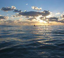 Mullaloo at Sunset by gamo