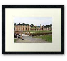 Port Arthur Framed Print