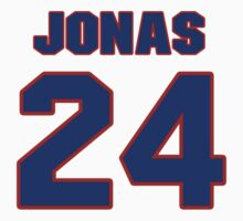 National Hockey player Jonas Andersson jersey 24 by imsport