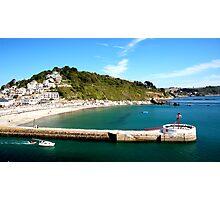 Loo, Cornwall Photographic Print