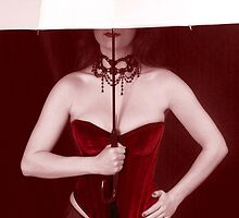 Burlesque brolly by PeteG