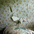 torn wallpaper by rob dobi