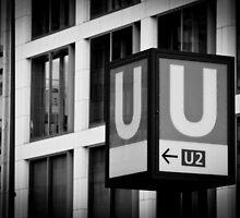 U2 by Ann Evans