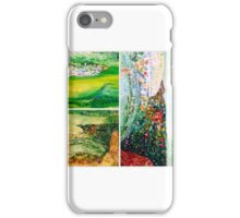 Landscape altered and redesigned iPhone Case/Skin