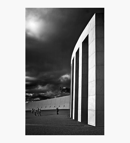 Parliment in Infrared Photographic Print
