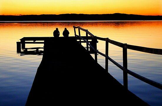 Day's End by Annette Blattman