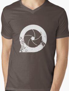 Melbourne Silver Mine Tee #2 Mens V-Neck T-Shirt