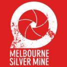 Melbourne Silver Mine Tee #1 by Tim Heraud