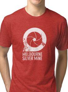 Melbourne Silver Mine Tee #1 Tri-blend T-Shirt