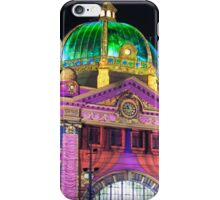 Flinders Street Station - Melbourne iPhone Case/Skin