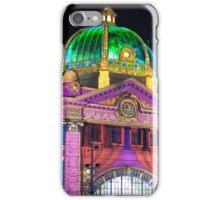 Flinders Street Station - Melbourne iPhone Case/Skin