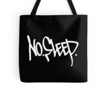 No Sleep - [OPM_tag_logo] Tote Bag