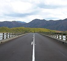 On The Road Again by sarah ward