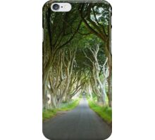 The Dark Hedges, Northern Ireland iPhone Case/Skin