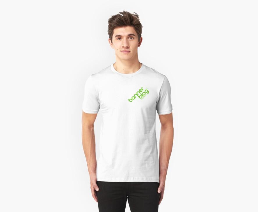 Bannerblog Standard T-Shirt #1 by ashadi