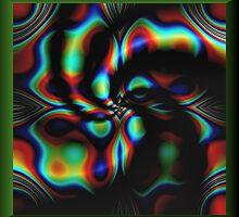 Acid 60's star by cherie hanson