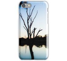 Blue Sunset iPhone Case/Skin