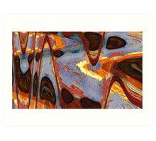 Exoticar 4 Art Print