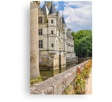 Chateau de Chenonceau, France #2 Canvas Print