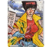 Jubilee from X-Men iPad Case/Skin