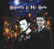 Hogwarts Is My Home by DareBearEfron