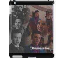 Thinking Out Loud iPad Case/Skin