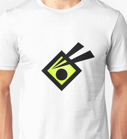 Abstract Eye Unisex T-Shirt