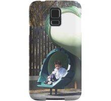 *Ringbearer having fun after his duties - Torquay, Vic.* Samsung Galaxy Case/Skin