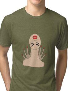 No tengo nada_3 Tri-blend T-Shirt