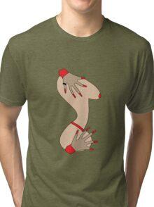 No tengo nada_5 Tri-blend T-Shirt