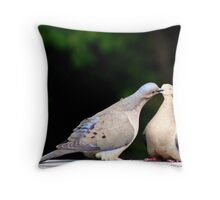 That lovey-dovey feeling Throw Pillow
