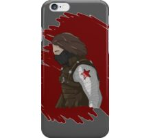 Who the hell is Bucky? iPhone Case/Skin