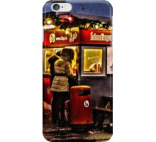 The best hot dog stall in Iceland! iPhone Case/Skin